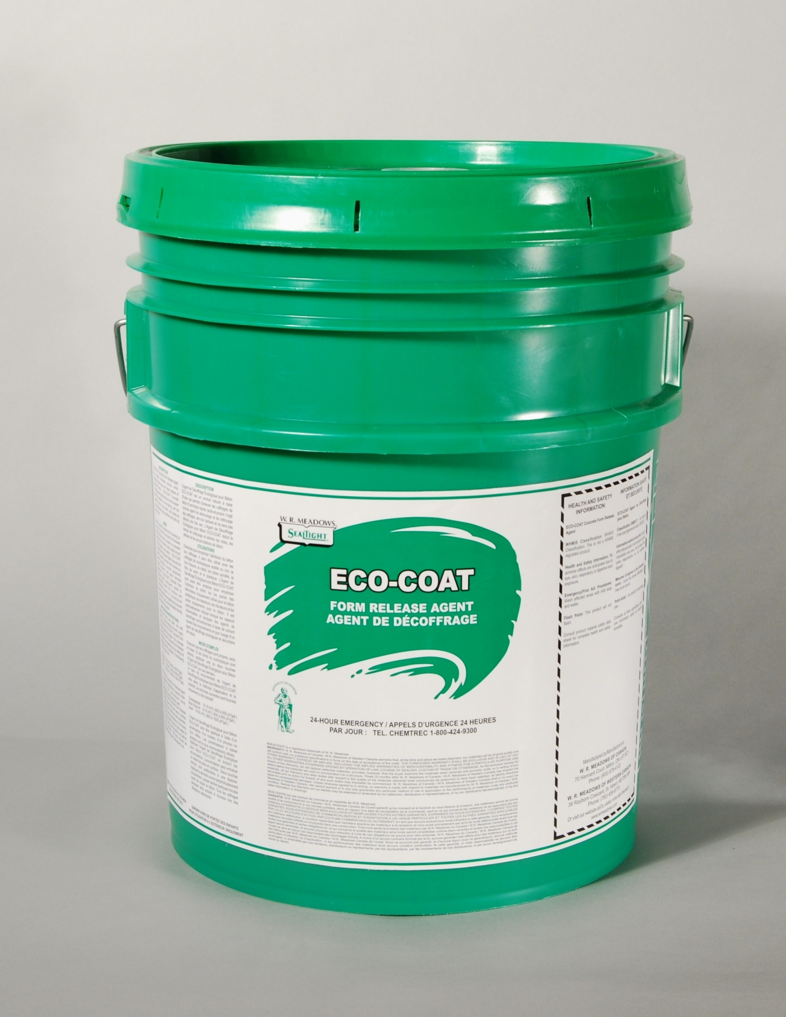Eco coat form release agent 205l nca 9771 for Northland motor oils lubricants