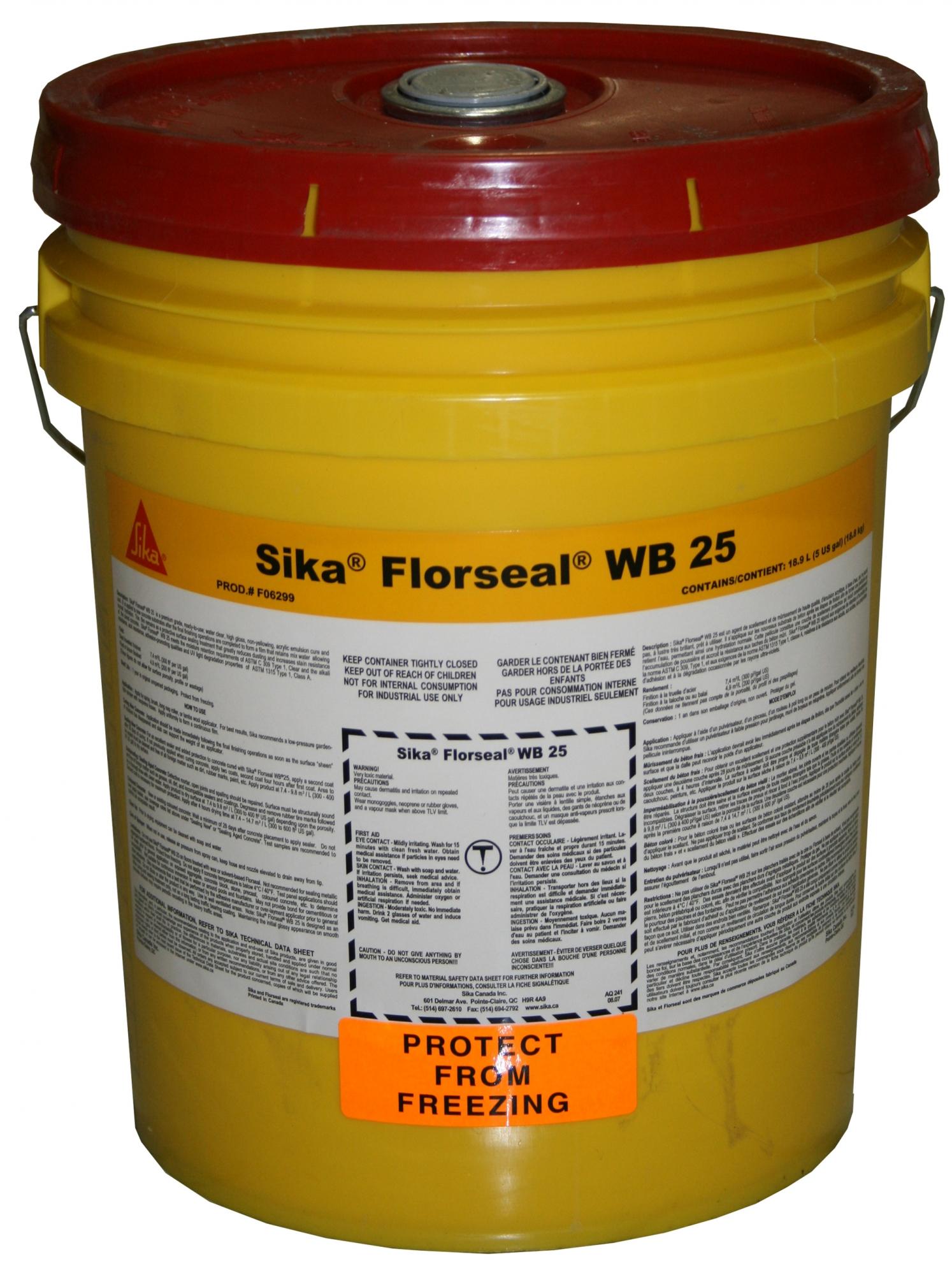 Sika Florseal Wb 25 Nca