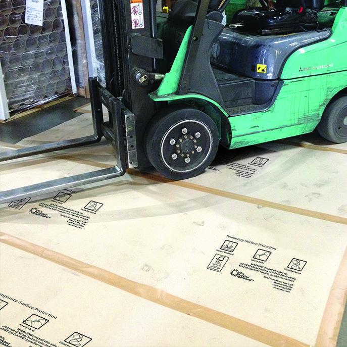 Ar Temporary Floor Protection