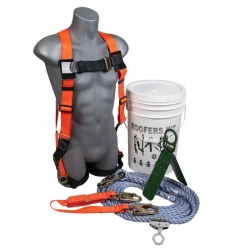 Norguard Roofer S Kit W 50 Prosteel Rope Amp Energy