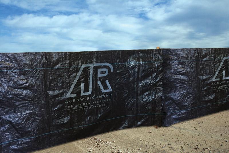 AR Silt Fence - 3' x 100' with Stakes   NCA