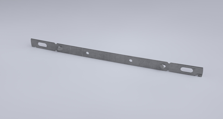 Bar Ties Construction : Flat bar ties quot box of northland construction