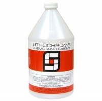 Lithochrome Chemstain 1 Gal - Faded Terracotta